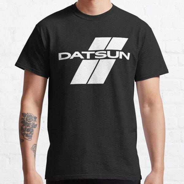 Datsun Stripes (White) Classic T-Shirt