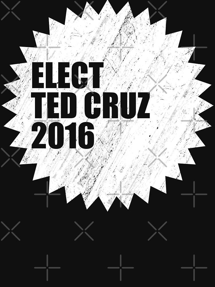 Elect Ted Cruz 2016 by morningdance