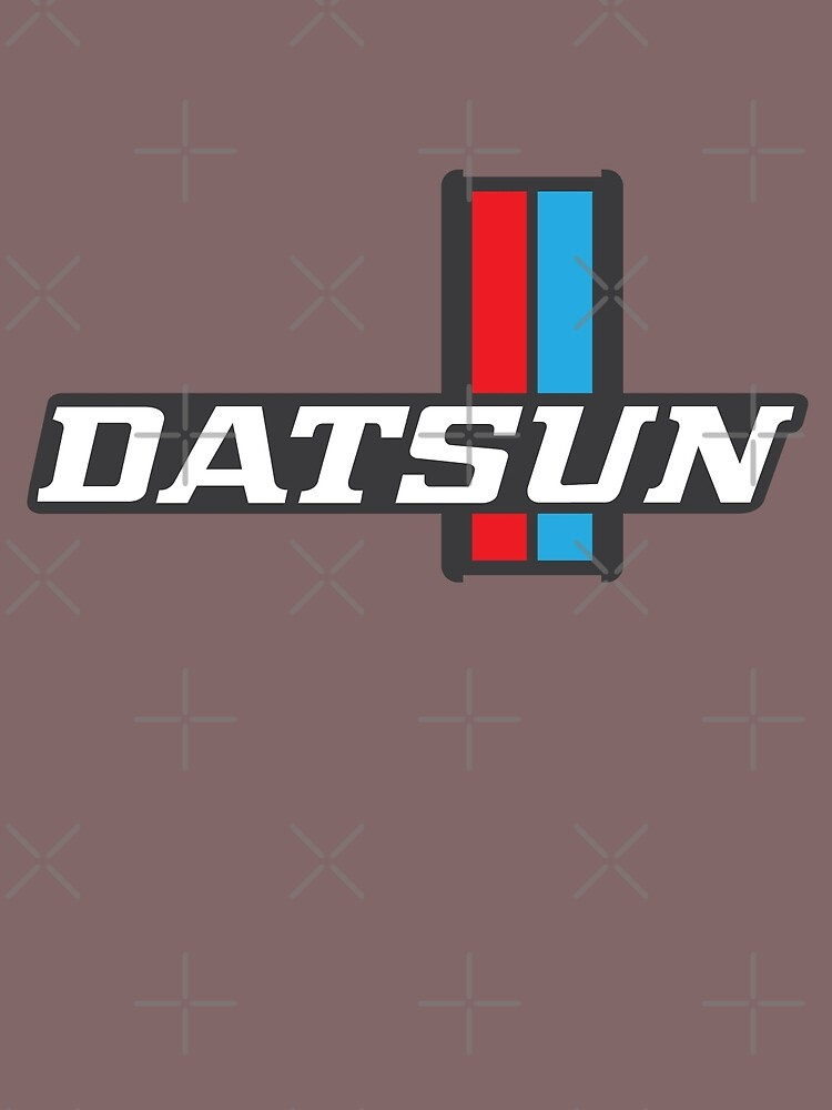 Quot Datsun 620 Emblem Quot By The World Of Pootermobile Redbubble