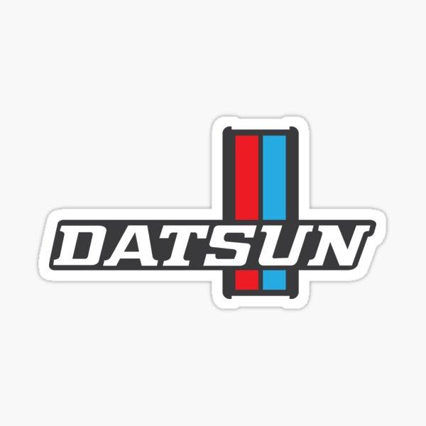Datsun 620 Emblem Sticker