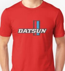 Datsun 620 Emblem Unisex T-Shirt