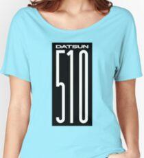 Datsun 510 Biggie Women's Relaxed Fit T-Shirt
