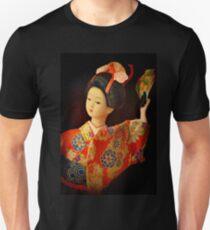 Little Geisha Doll Unisex T-Shirt