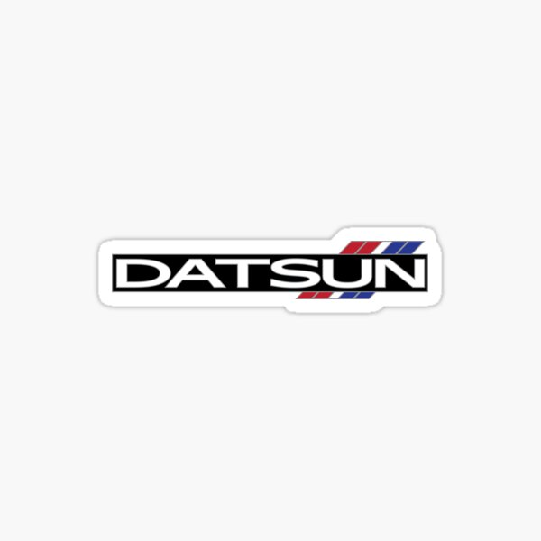 Datsun 510 Emblem Sticker