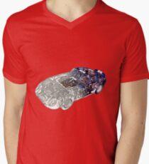AC Cobra Men's V-Neck T-Shirt