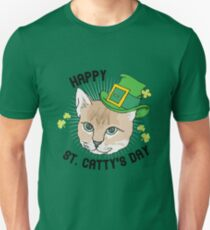 Happy St. Catty's day T-Shirt