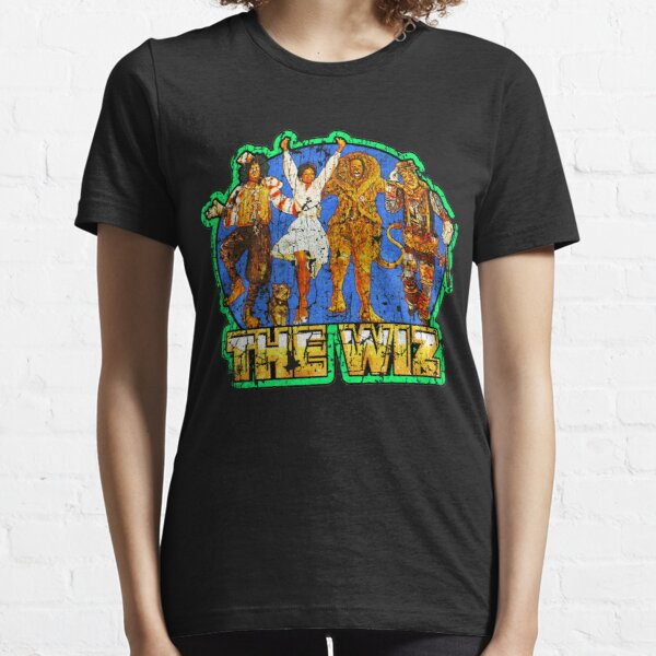 Classic Musical The Wiz 70's Vintagee Essential T-Shirt