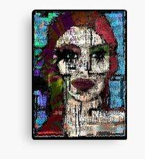 Dead Before I'm Born Canvas Print