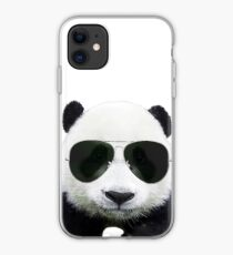 Cool Panda Bear iPhone Case