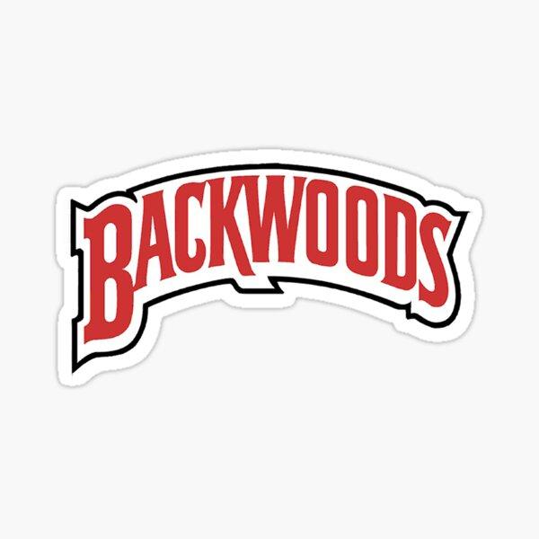 Backwoods Sticker