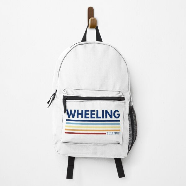 Wheeling Illinois Backpack