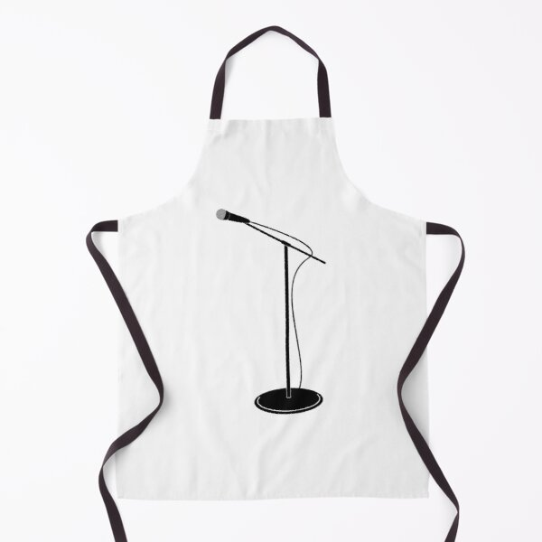 Microphone Stand Apron