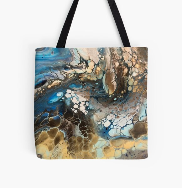 Dreams Forming  All Over Print Tote Bag