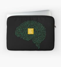 protect your human nature Laptop Sleeve