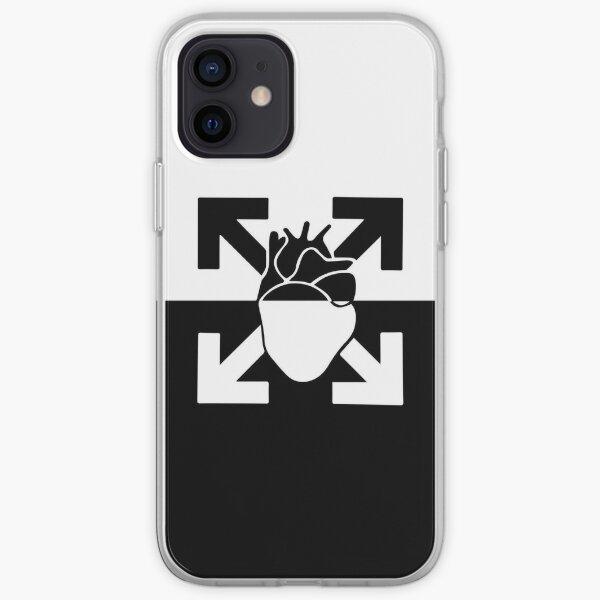 OFF W - QLF PNL Coque souple iPhone