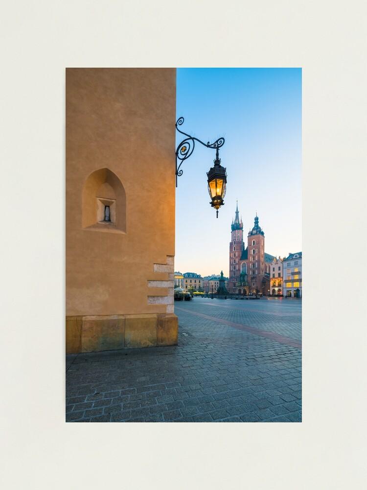 Alternate view of KRAKOW 02 Photographic Print