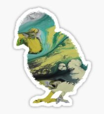 Chick Sticker