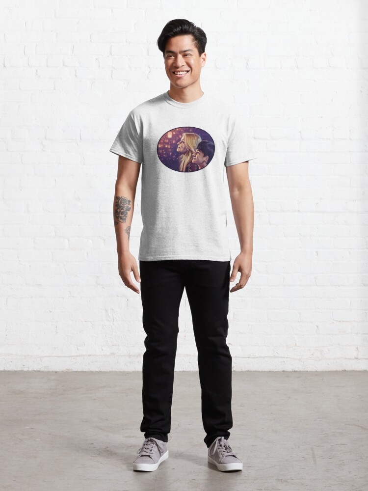 Alternate view of You Brought Me Home Classic T-Shirt