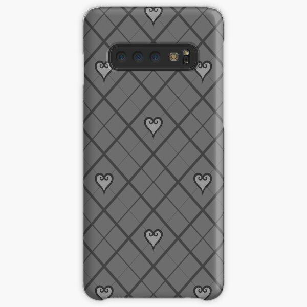 Kingdom Hearts Argyle - Soot Samsung Galaxy Snap Case
