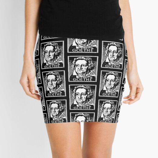 Johann Wolfgang von Goethe Mini Skirt