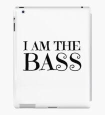 Rock Bass Guitar Music Musician iPad Case/Skin