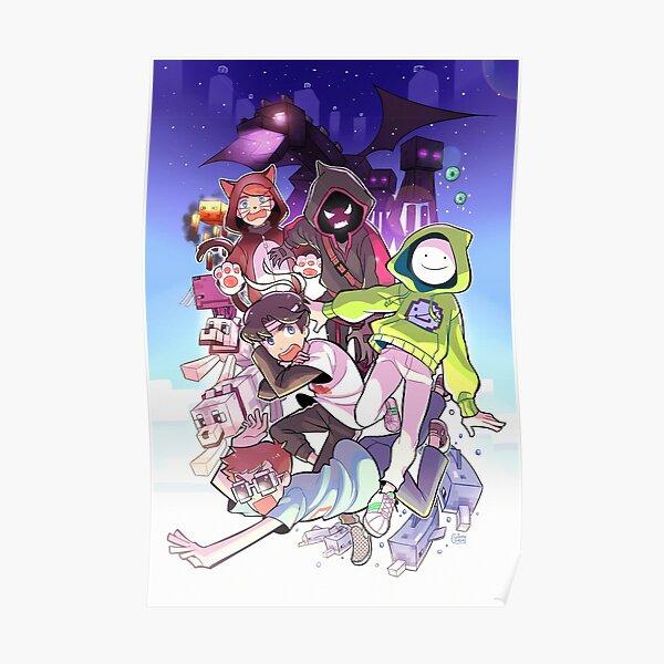 Dream Team Manhunt Poster
