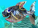 Electric Fish by Juhan Rodrik
