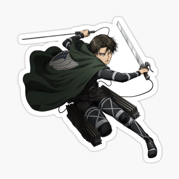 Levi Ackerman Sticker