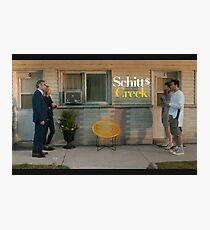 Schitt's Creek Photographic Print