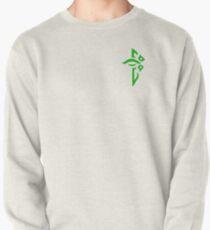 Ingress Enlightened Logo over left Breast - Green Pullover