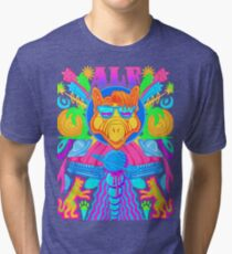 Psychedelic ALF Tri-blend T-Shirt