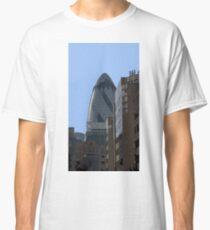 The Gherkin aka 30 St Mary Axe Classic T-Shirt