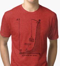 Ptilouk.net - Le cancer Tri-blend T-Shirt