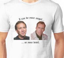 Angel or Devil Unisex T-Shirt