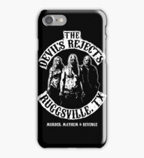 Devils Rejects, Ruggsvile, TX iPhone Case/Skin
