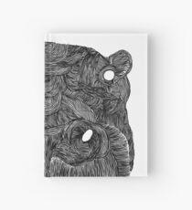 Nilpferd Notizbuch
