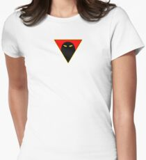 Space Ghost - Chest Symbol - White Clean T-Shirt