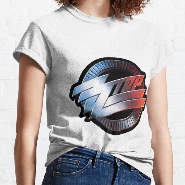 zz top logo logo Classic T-Shirt
