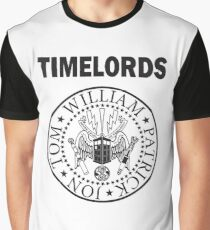 Time Lords 1 Graphic T-Shirt