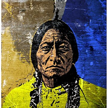 SITTING BULL-9 by truthtopower