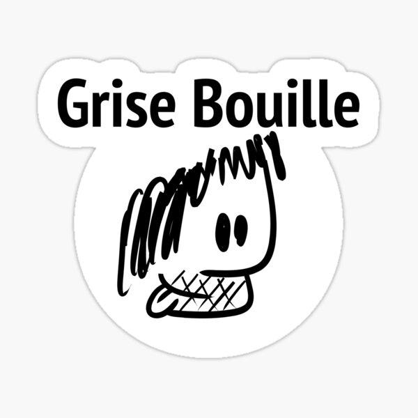 Ptilouk.net - Grise Bouille Sticker