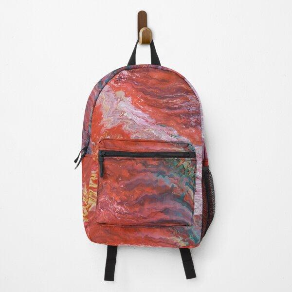 Morning Meditation (Flipped) Backpack