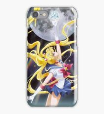 Sailor Moon Usagi Crystal iPhone Case/Skin