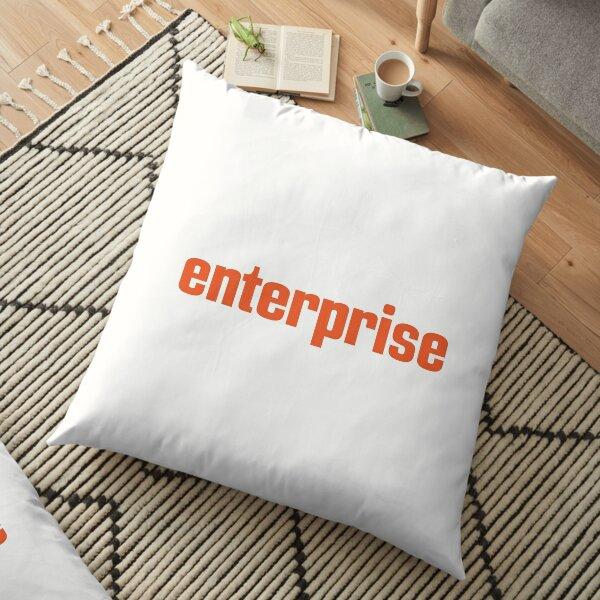 Enterprise Floor Pillow