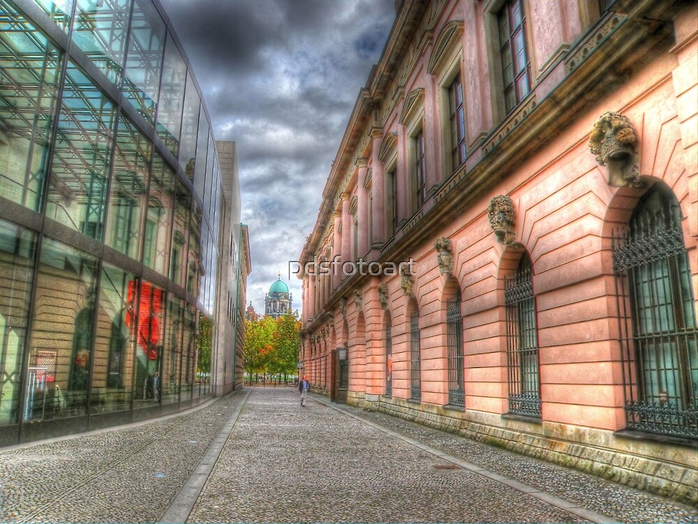 Old and New by pdsfotoart