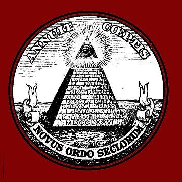 New World Order on One Dolar  by boazjachin