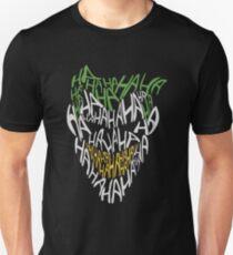 HAHAHAHAHAHAHAHAHAHA Unisex T-Shirt