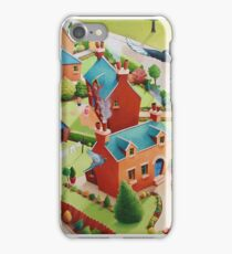The Neighbours iPhone Case/Skin