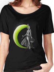 Rainbow Punk: Electrolime Grenade Women's Relaxed Fit T-Shirt