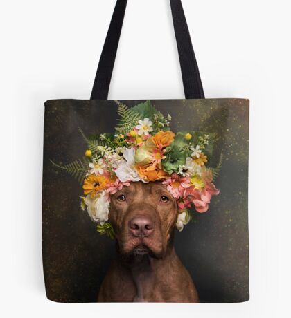 Flower Power, Rodger Tote Bag